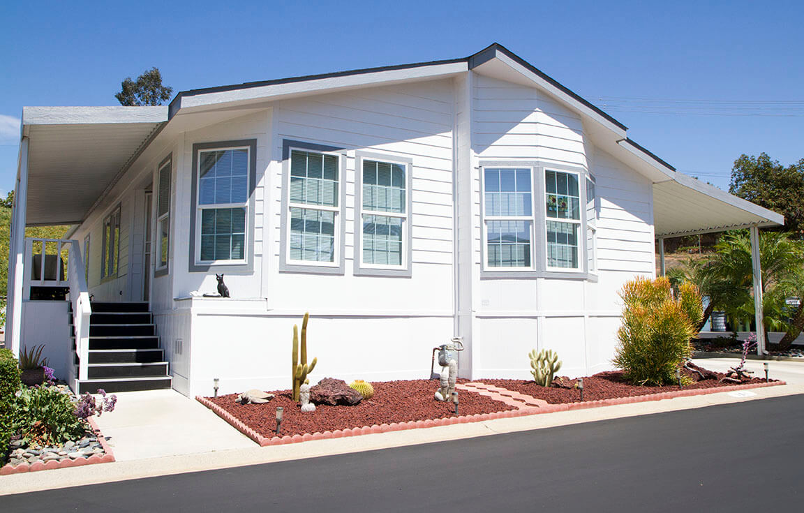 Exterior Design To Increase Your Enjoyment Of Your Mobile Home